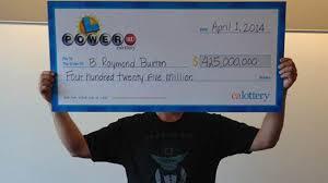 Powerball winner claims his $425.3 million jackpot